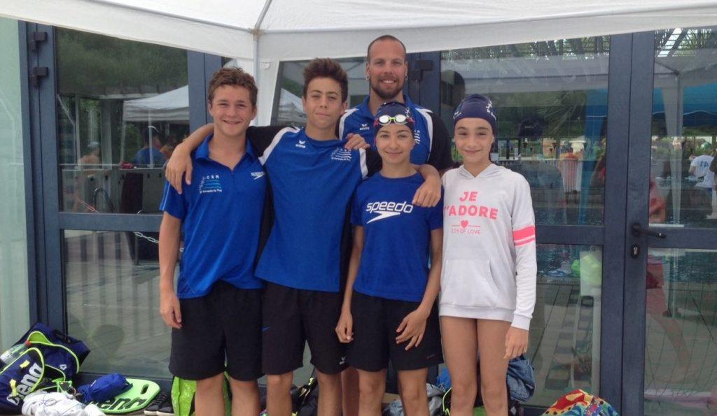 Finale Natathlon Jeunes Interrégionale