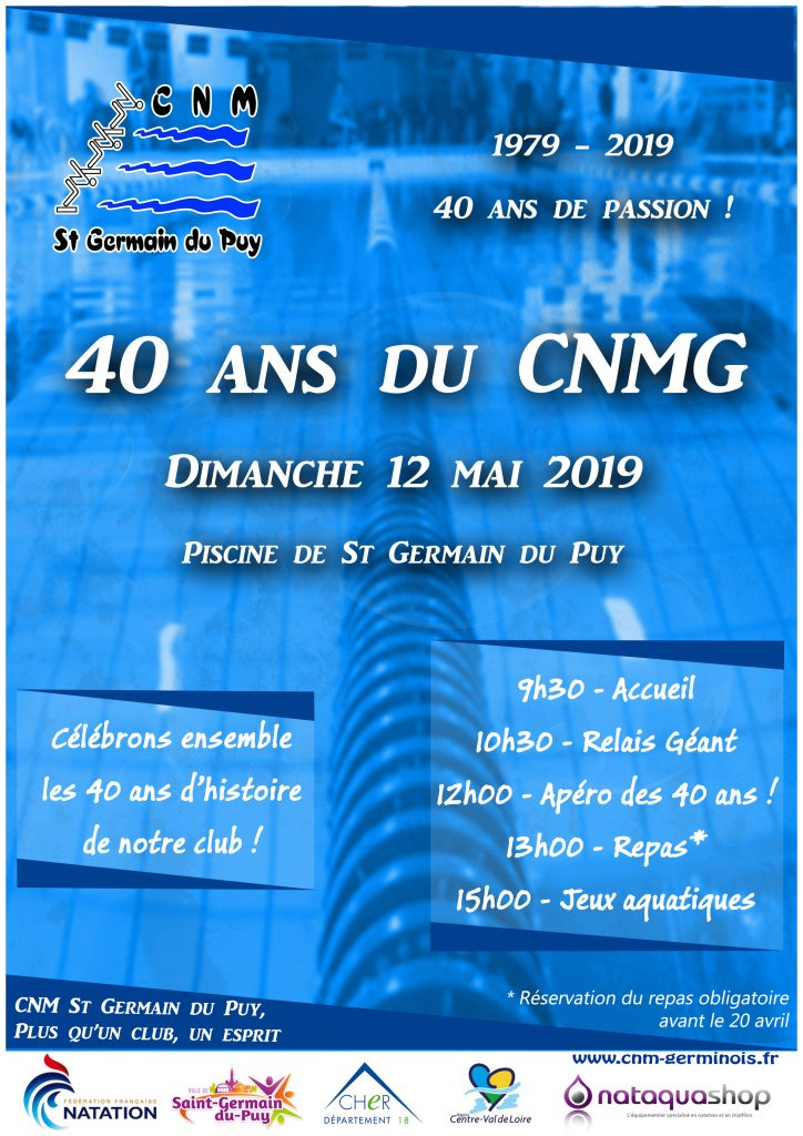 40 ans du CNMG