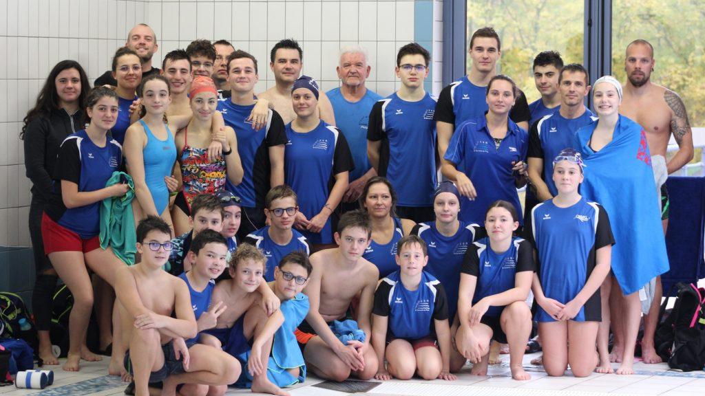 Championnats départementaux masters