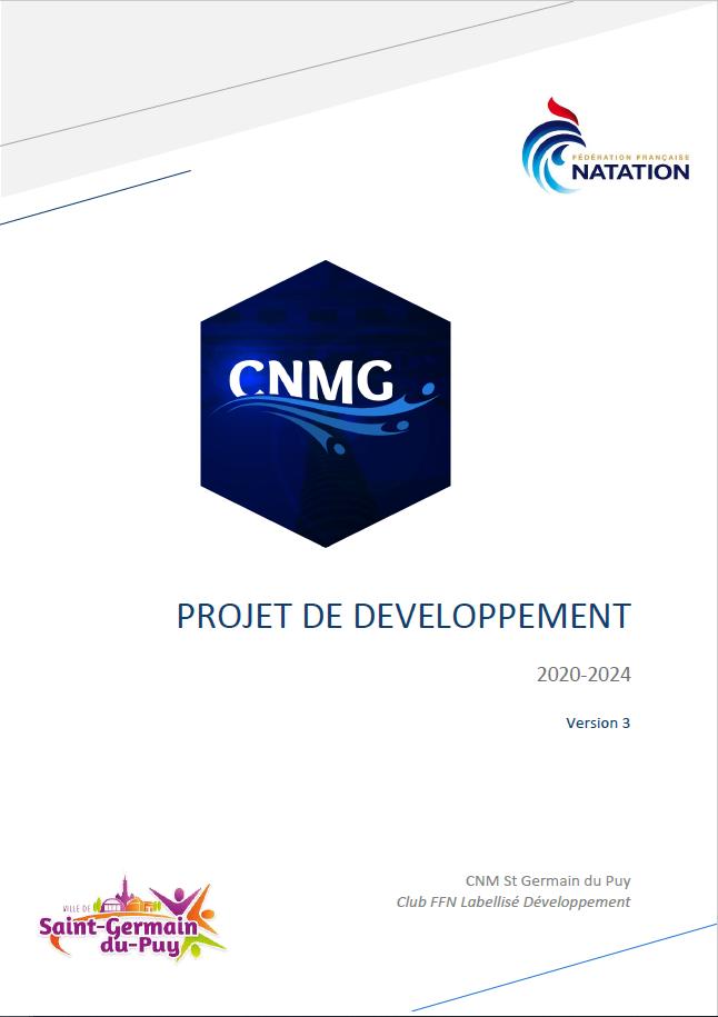 Le projet du CNMG