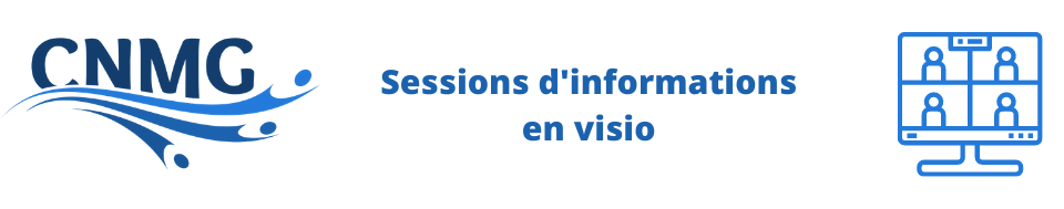 Sessions d'informations en visio